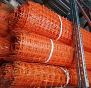 Продам: аварийное ограждение - сетка пластиковая в Новосибирске