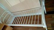 Кровать одноярусная спинка 2 дуги 1900/700
