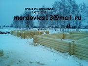 срубы на заказ из Мордовии